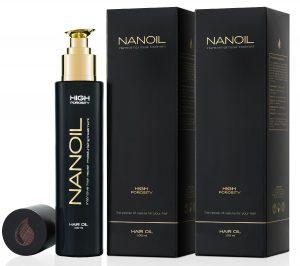 nanoil - naturalny olejek do wlosow kazdego typu