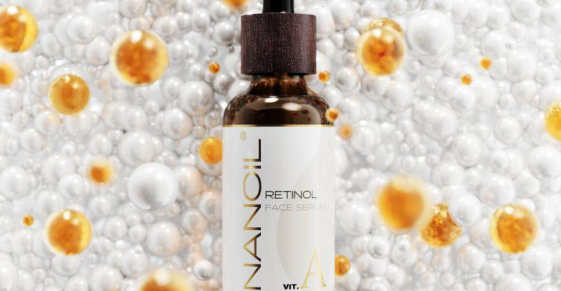 nanoil retinol serum do twarzy