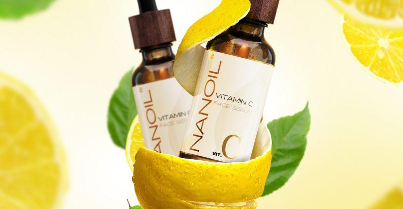 Nanoil polecane serum do twarzy z witaminą c